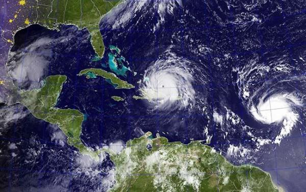 Побережье Мексики достиг новый ураган «Макс»
