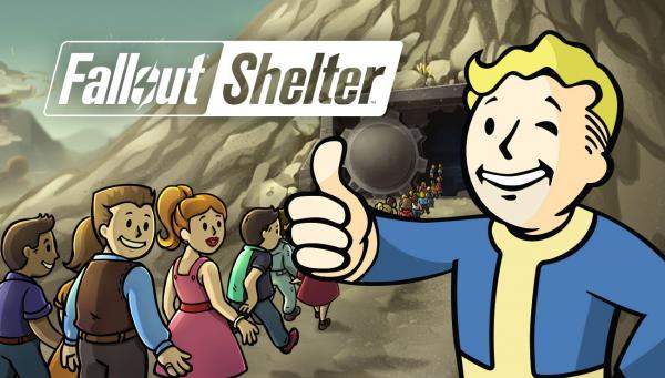 Fallout Shelter собрала 100 млн игроков со всего мира