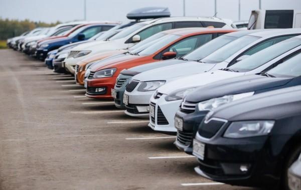 В городах Подмосковья к концу октября появится 72 тысячи новых парковочных мест