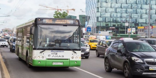 Маршрутная сеть новых районов Москвы изменится Благодаря реновации