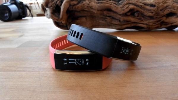 В новый фитнес-браслет Huawei Band 2 Pro добавлен GPS-модуль