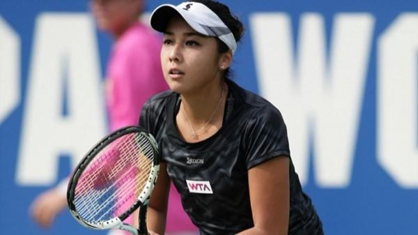 Казахстанская теннисистка Зарина Дияс впервые стала чемпионом WTA