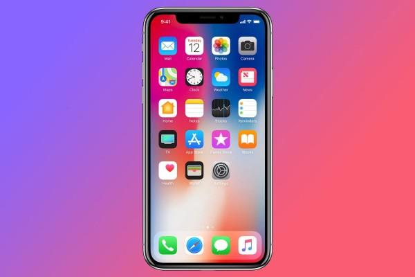 Разработчик сравнил разрешение смартфонов iPhone X и iPhone 2G