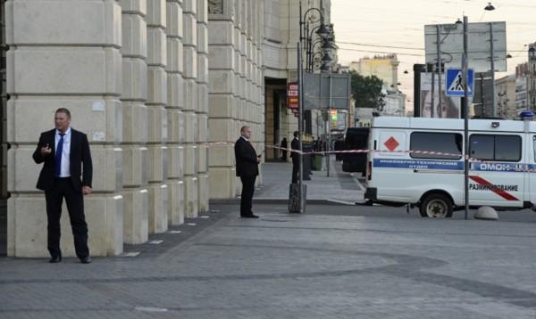 Из-за «минирования» в Москве эвакуированы более 10 торговых центров