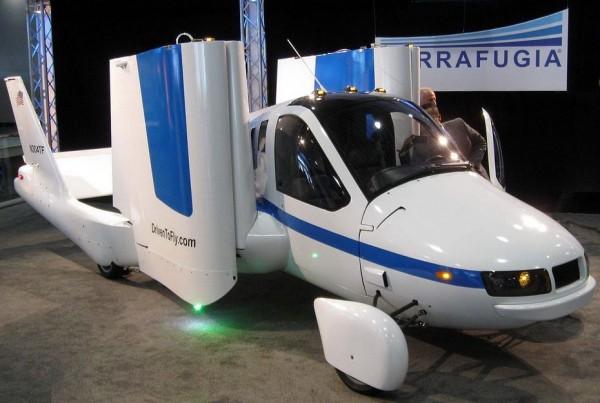 Разработчики компании Geely продолжают создание летающего авто