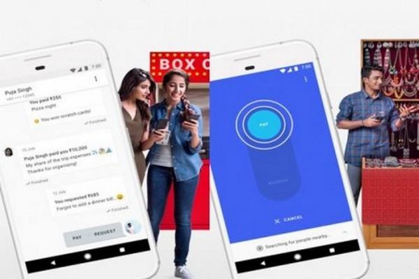 Google Tez станет альтернативой Android Pay в Индии
