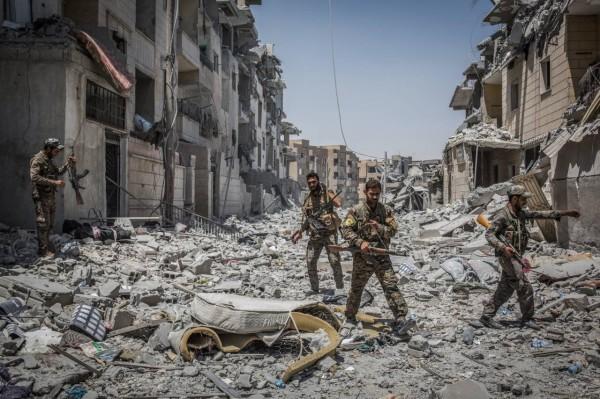 Армия Сирии освободила половину острова Сакр в Дейр-эз-Зоре от ИГ