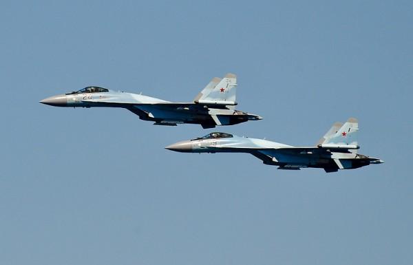 Су-35С поступил на службу в армию России