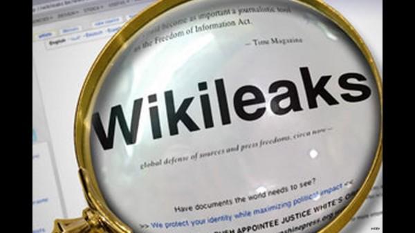 WikiLeaks обнародовала схему слежки за российскими пользователями