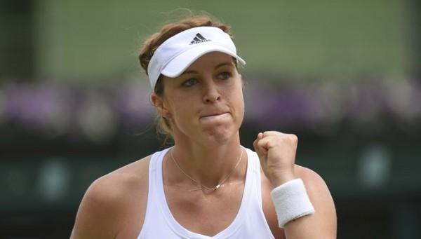 Анастасия Павлюченкова пробилась в 1/4 турнира WTA