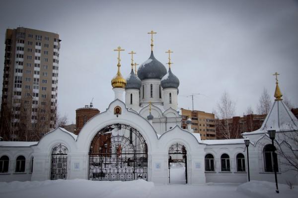 Прихожан храма в Новосибирске призвали не ходить на «Матильду»