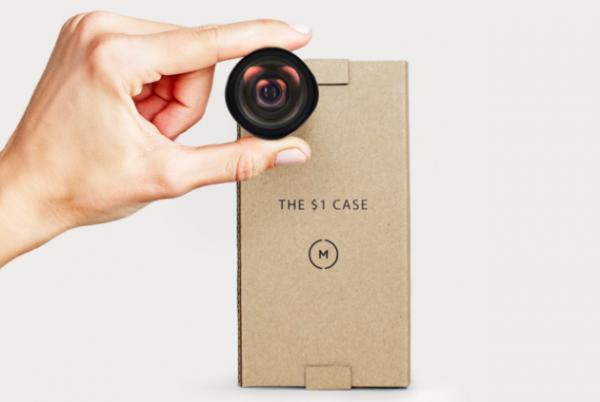В США за $1 предлагают чехол для «нищих» владельцев iPhone X