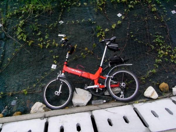 В Немане алкоголичка украла детский велосипед и сдалась полиции