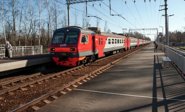 Электричку «Левашово-Сертолово» в Ленобласти запустят до 2020 года
