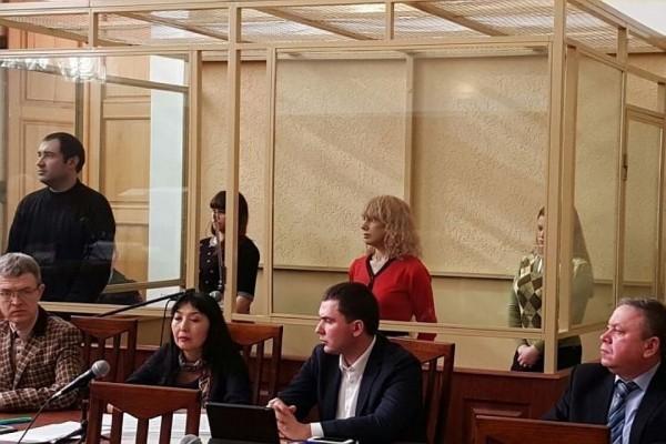 В Ростове завершился суд по делу «банды амазонок»