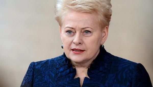 Делегация РФ покинула зал Генассамблеи ООН при выступлении президента Литвы