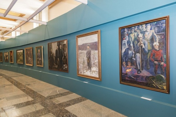 Почти 2000 экспонатов представлено на выставке «Живая летопись войны» в Музее Победы