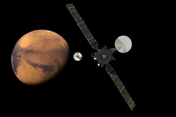 Ученые из Китая намерены отправиться с миссией на Марс к 2020 году