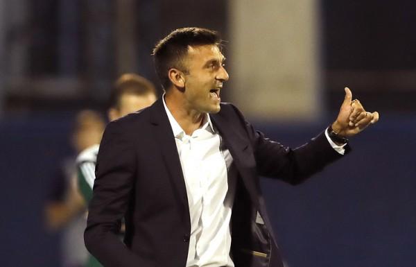На главного тренера загребского «Динамо» напали двое неизвестных