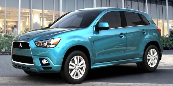 Mitsubishi планирует отозвать около 89 тысяч кроссоверов ASX