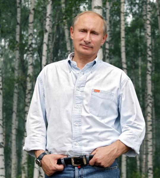 Владимир Путин посетил офис московского «Яндекса»