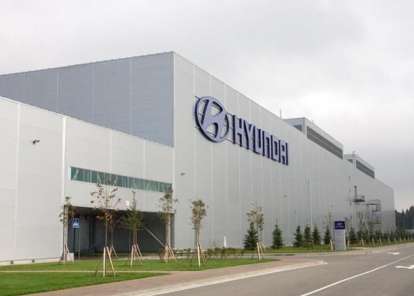Завод Huyndai в Петербурге расширит рабочий график
