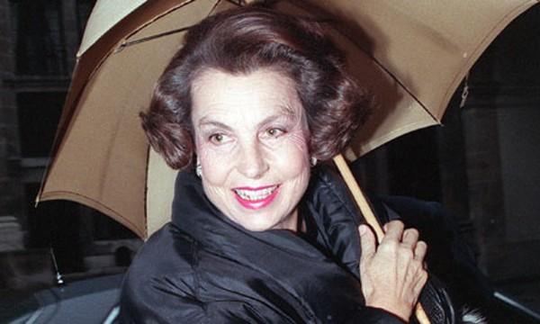 Умерла 94-летняя Лилиан Беттанкур - самая богатая женщина в мире
