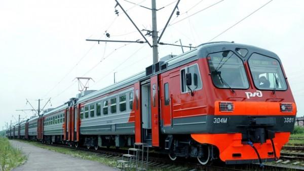 На Белорусском направлении в Москве произошёл сбой в движении поездов