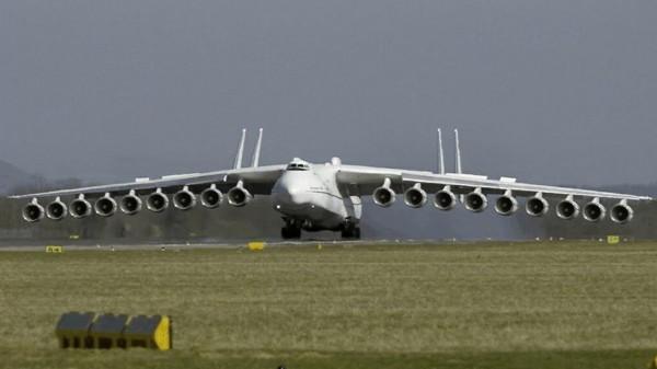 Самолет с самыми длинными крыльями завершил очередной цикл испытаний