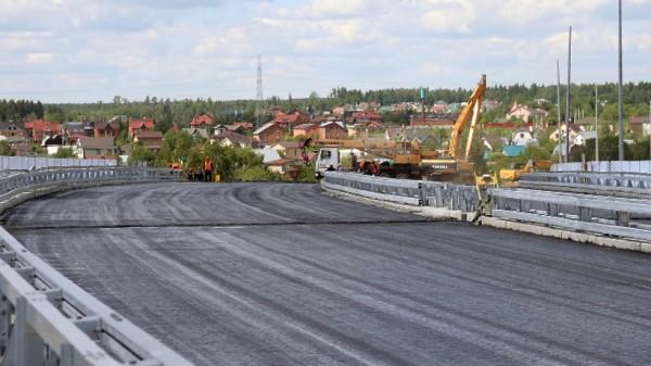 В Москве в 2018 году построят почти 95 километров новых дорог
