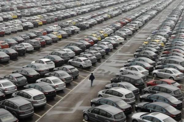 В августе российский рынок новых легковых автомобилей вырос на 26%