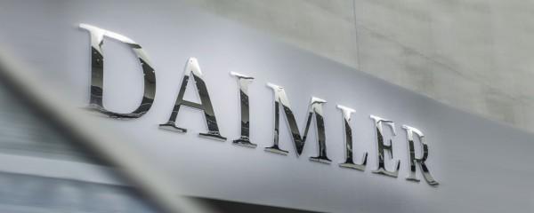 Daimler вложит 1 млрд долларов в американский завод