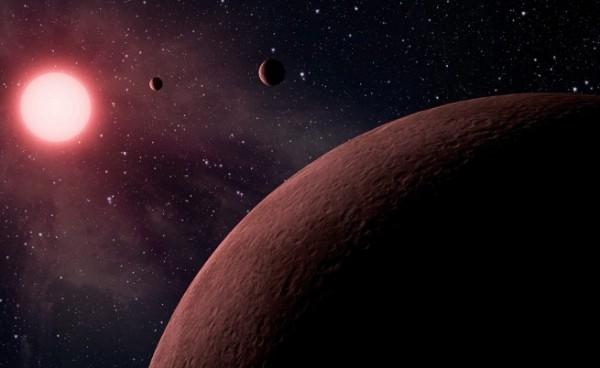 Ученые рассказали о финале встречи Марса, кометы и вспышки на Солнце