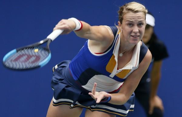 В Токио Павлюченкова обыграла Кербер и вышла в финал WTA