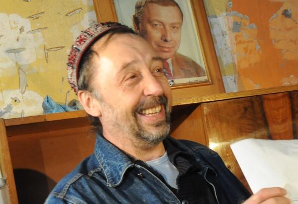 Николай Коляда в октябре откроет театр в Москве