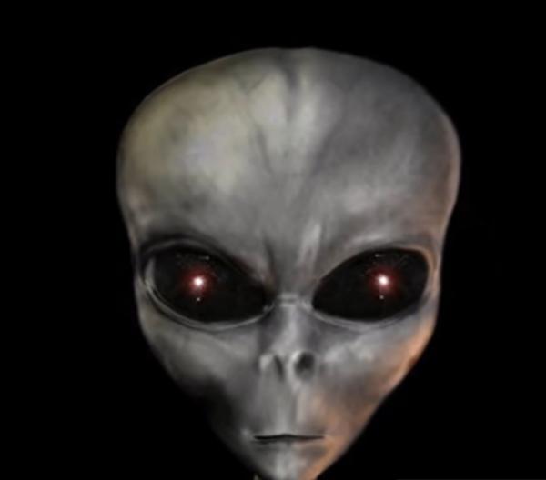 Аргентинские полицейские сфотографировали настоящего инопланетянина