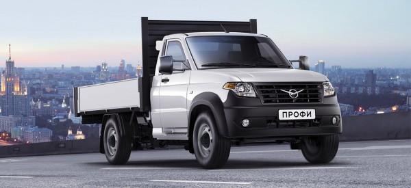 CARCADE предлагает купить УАЗ Профи по госпрограмме льготного лизинга