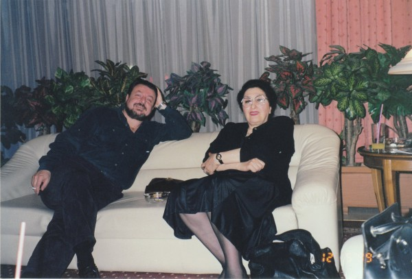 Скончалась народная артистка СССР Цисана Татишвили