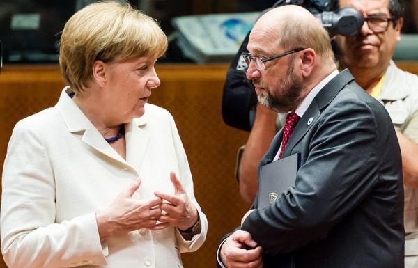 Меркель заставила встать на колени избирателей