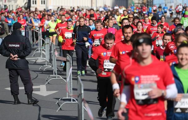 Из-за марафона в центре Москвы перекроют движение