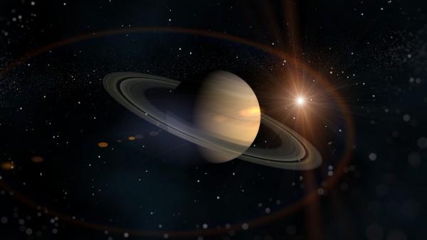 Ученые обнаружили на спутнике Сатурна красные шрамы