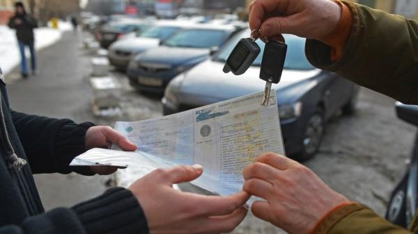 В августе на покупку новых машин россияне потратили 154 млрд рублей