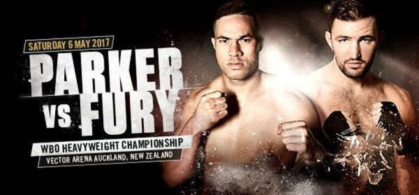 Паркер защитил титул чемпиона WBO по боксу, победив Хьюи Фьюри