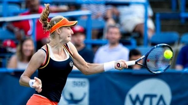 Макарова одержала победу на старте теннисного турнира в Ухане