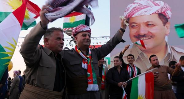 По запросу Багдада Иран закрыл авиасообщение с Иракским Курдистаном