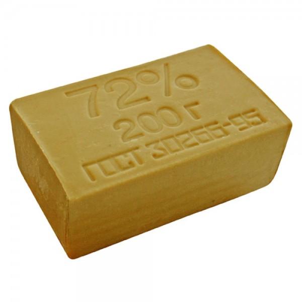 Ученые: Хозяйственное мыло поможет забыть о насморке и морщинах
