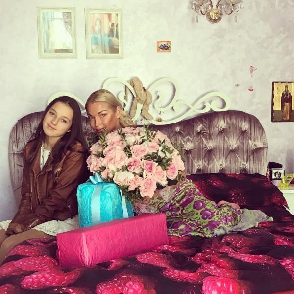 Дочь Анастасии Волочковой удивила своими танцами