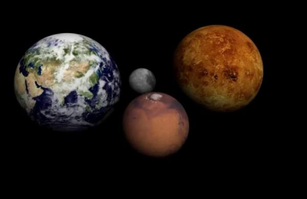 Жители Петербурга смогут увидеть Марс, Венеру и Меркурий