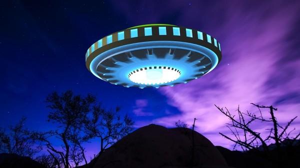 Самарский охотник за НЛО сфотографировал таинственные объекты