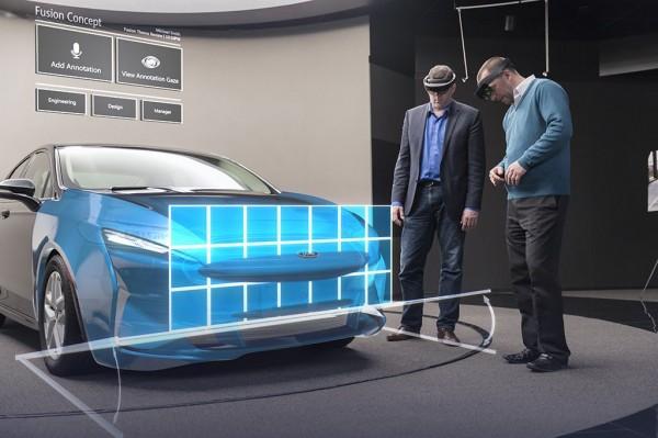 Дизайнерам Ford выдадут 3D-очки для работы